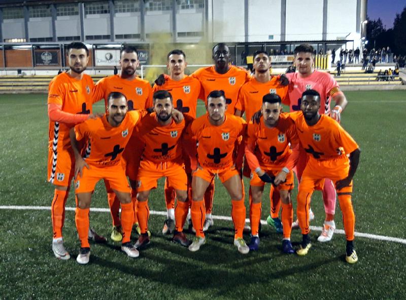 El Palamós ha perdut avui el segon partit de la temporada. (Foto: Palamós CF).