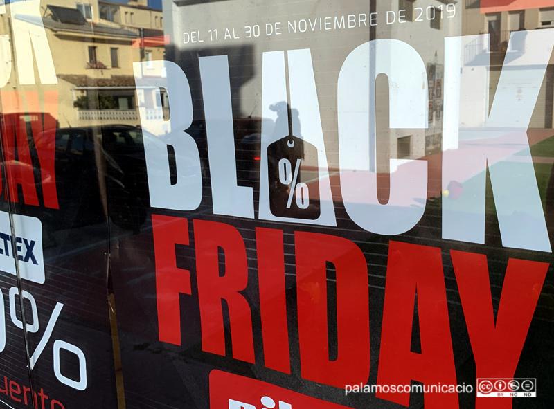 Black Friday, aquest divendres a Palamós.