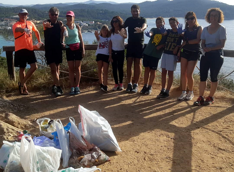 Activitat del programa 'Mou-te pel mar', un dels projectes finançats a través del GALP. (Foto: Twinapp).