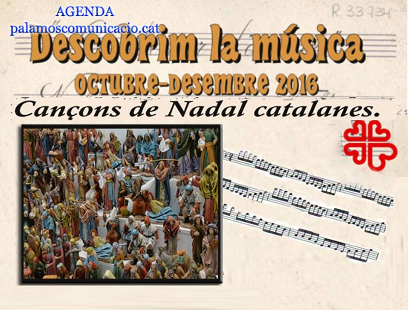 Les nadales catalanes, protagonistes de la nova sessió de 'Descobrim la música'.