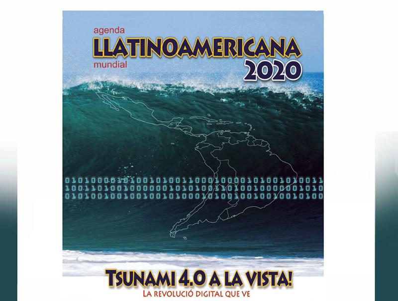 L'Agenda Llatinoamericana 2020 està dedicada a la revolució digital.