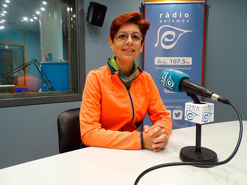 Isabel Martí, autora i directora de l'obra 'Re de re', d'Els Cosinets.