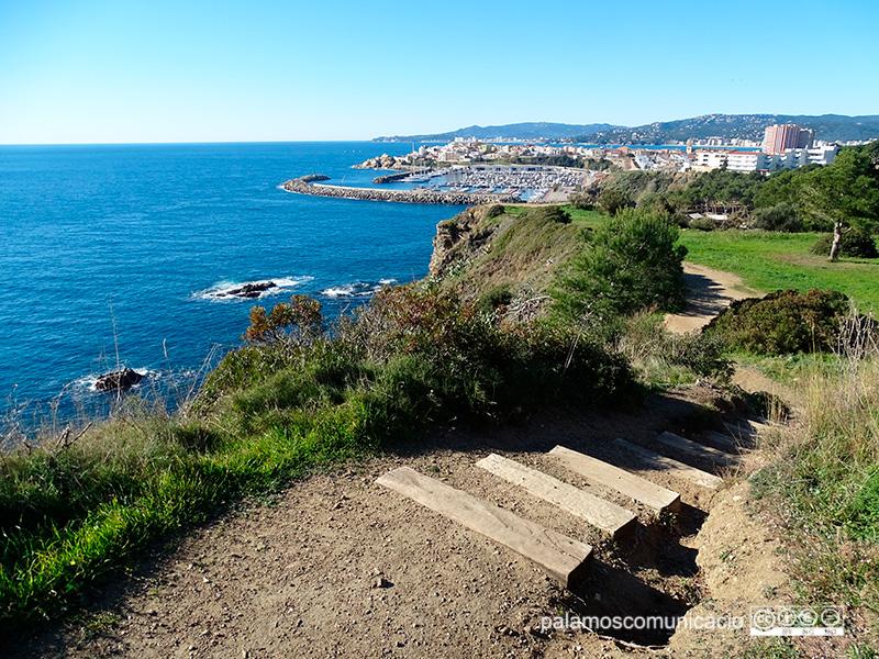 El nou camí de ronda tindrà 3400 metres, des de les Pites i fins a Castell.