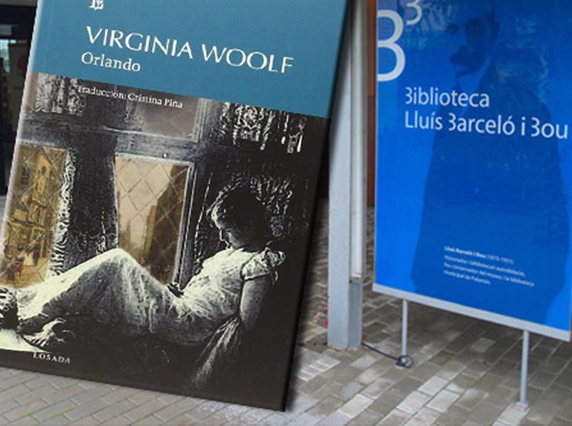 La Tertúlia Literària debat avui 'Orlando', de Virgina Woolf.