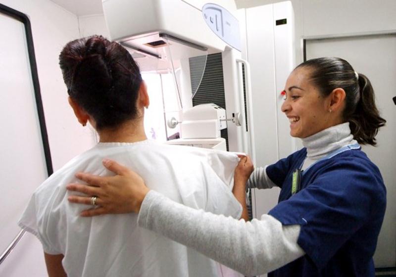 La mamografia és la principal prova de cribatge del càncer de mama. (Foto: Oncolliga).