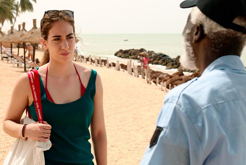 Fotograma de la pel·licula 'El viatge de la Marta', que avui es pot veure a Palamós.
