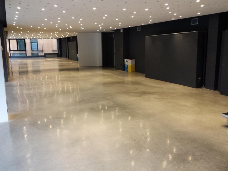 El resultat és una gran sala amb cabuda de fins a 300 persones, i que es pot dividir en dos espais independents. (Foto. Ajuntament de Palamós).