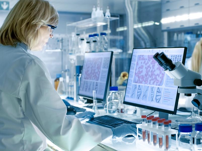 Catalunya contra el càncer ajuda a finançar projectes d'investigació científica. (Foto: AECC).
