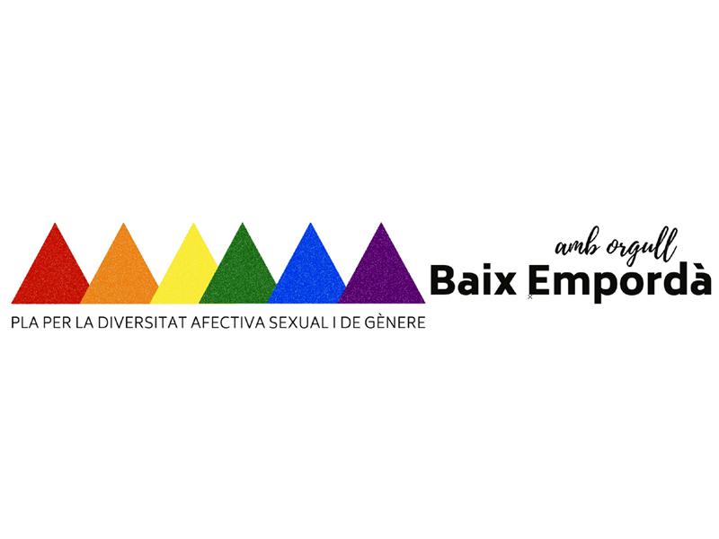 Pla de diversitat afectiva, sexual i de gènere del Consell Comarcal. (Imatge: Consell Comarcal Baix Empordà).