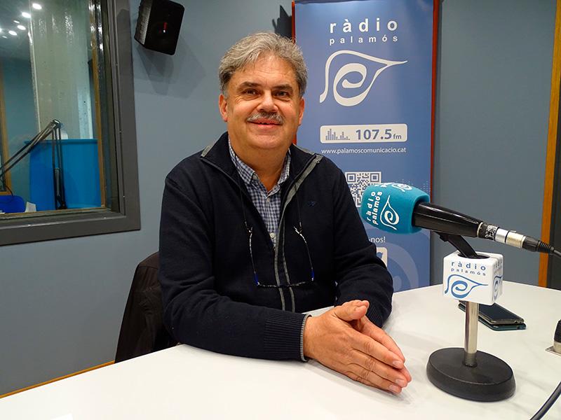 Xavier Farrarons també és membre de la junta del Vall-llobrega.