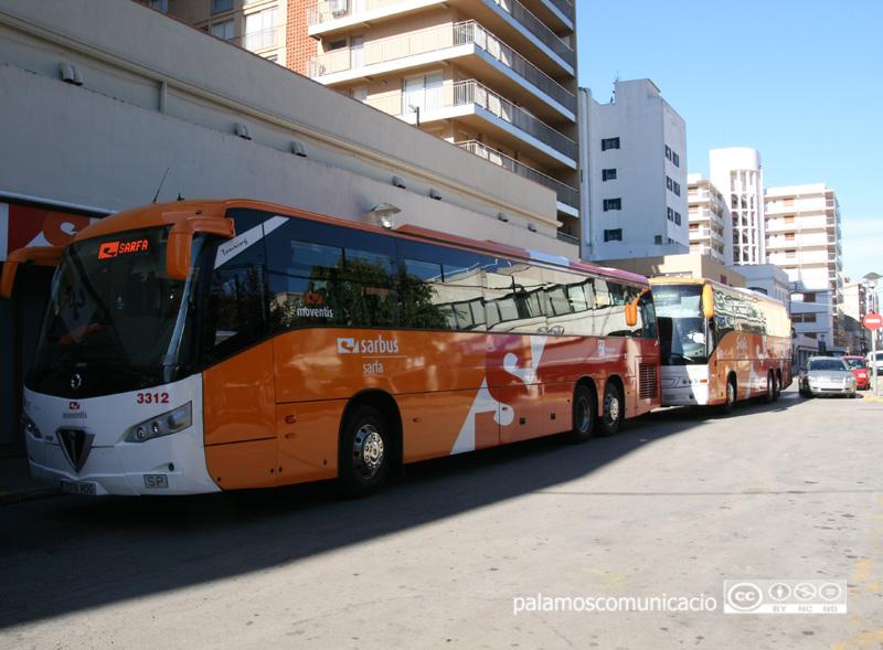 L'estació d'autobusos és molt reivindicada per la precària situació de l'actual parada de la plaça de Catalunya.