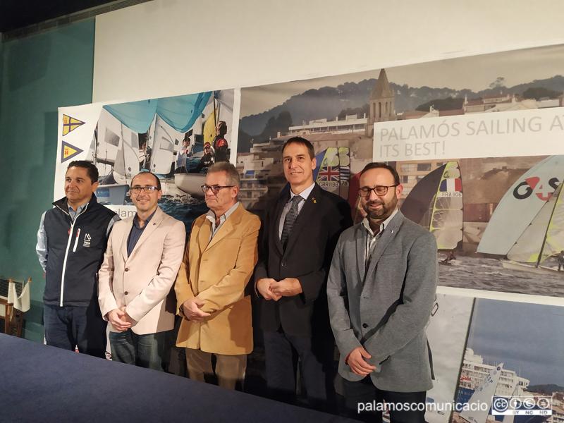 La presentació s'ha fet aquest migdia al Museu de la Pesca de Palamós.