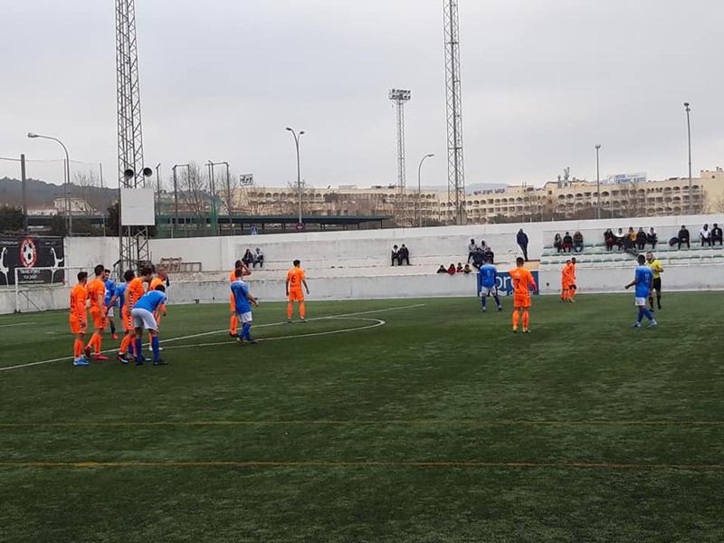 Palamós i Lloret van empatar a un aquest passat dissabte. (Foto: Palamós CF).