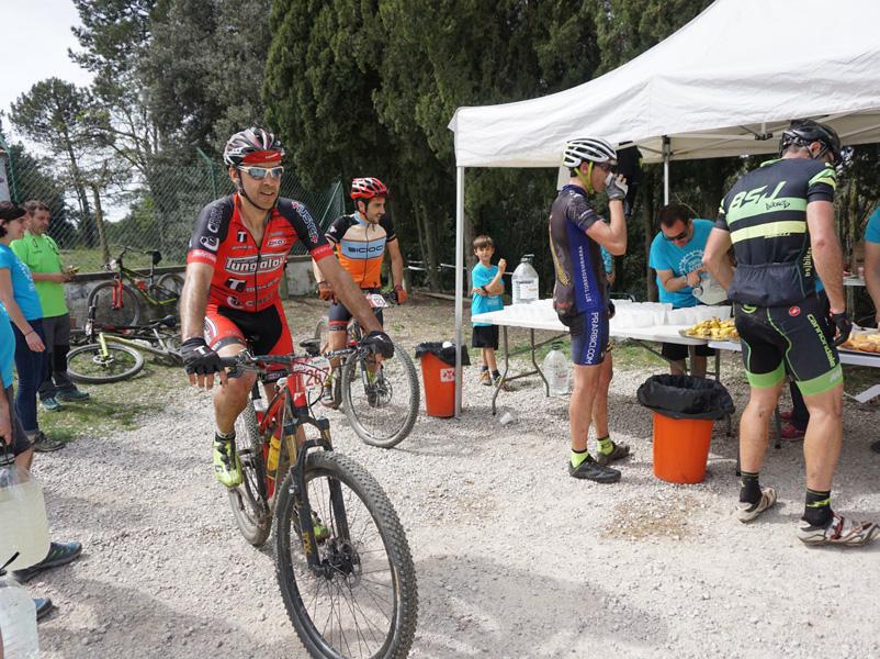 És una popular prova ciclista de BTT. (Foto: Volcat Costa Brava).