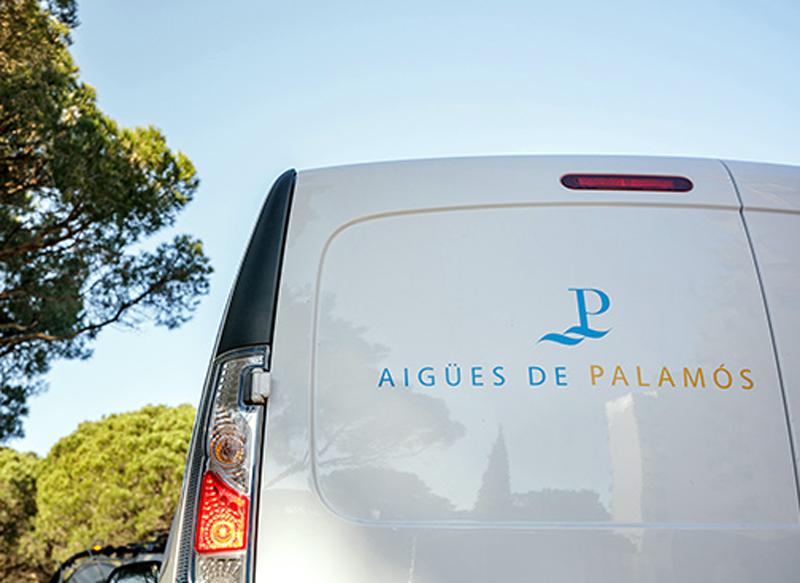 Aigües Palamós ha adoptat una sèrie de mesures preventives.