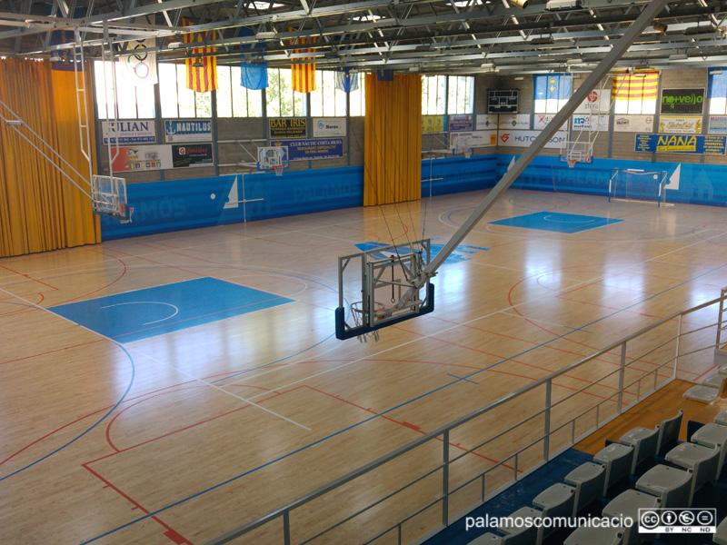 La Federació Catalana de Bàsquet ha suspès també tots els partits.