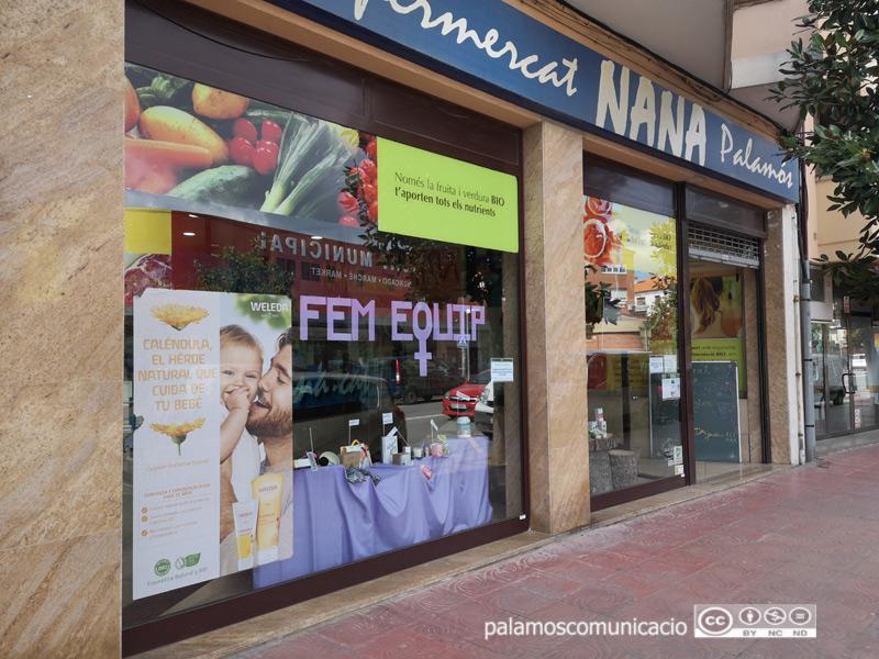 L'elaboració d'aquest llistat ha estat una col·laboració entre l'Ajuntament de Palamós i l'associació de comerciants FECOTUR.