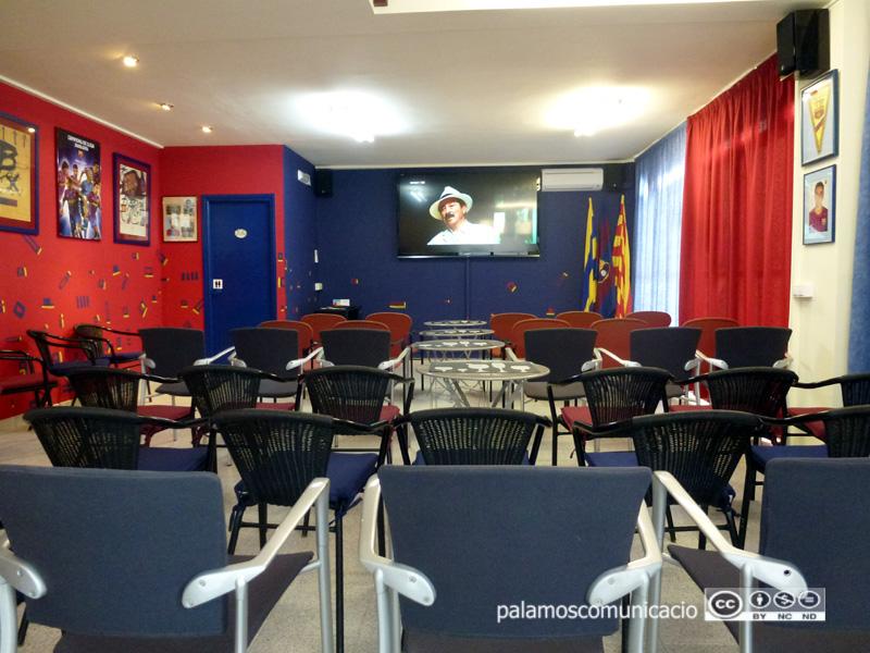 Seu de la Penya Barcelonista de Palamós.