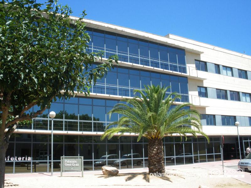 Centre sociosanitari Palamós Gent Gran.