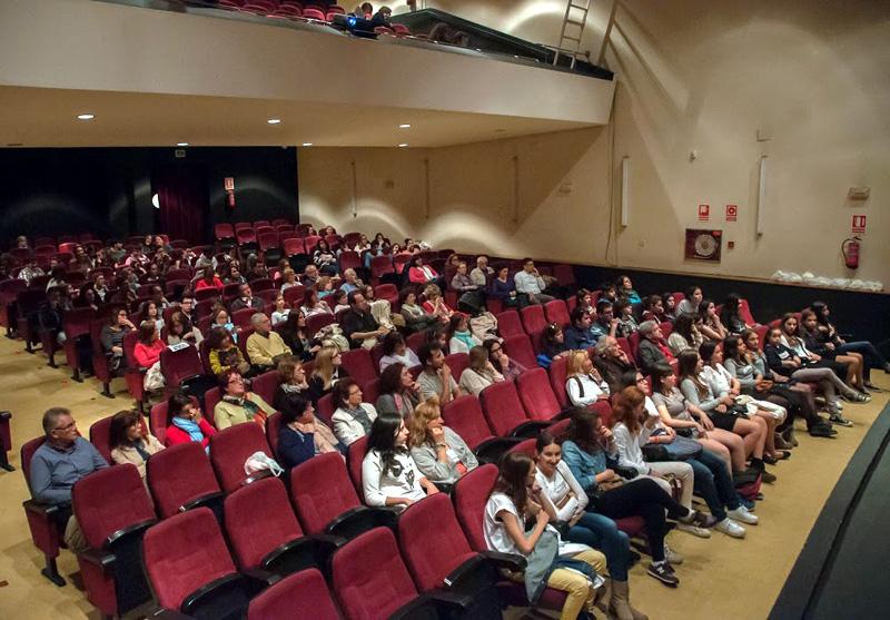 Cloenda de la Mostra de Teatre Juvenil de l'any passat. (Foto: lagorga.cat).