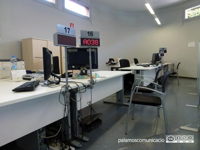 Oficina de Treball de la Generalitat.