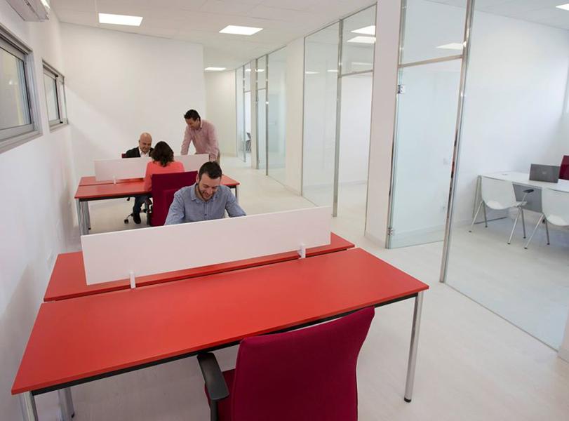 Oficina Activa i Viver d'Empreses Alta Mar en una imatge d'arxiu. (Foto: Ajuntament de Calonge i Sant Antoni).