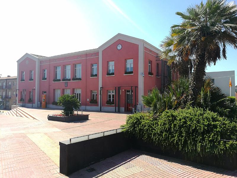 Ajuntament de Calonge i Sant Antoni.