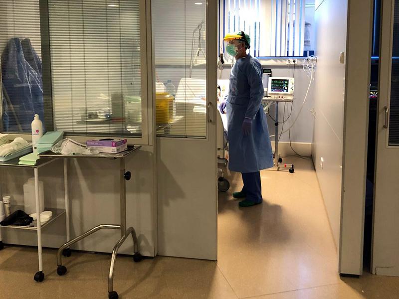 Unitat de Cures Intermèdies. Foto SSIBE