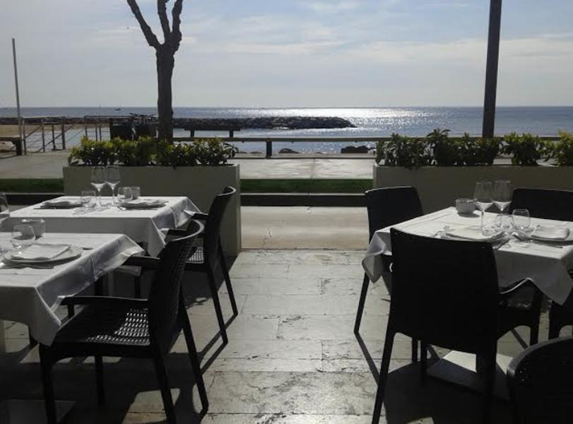 Terrassa d'un establiment a Sant Antoni. (Foto: Restaurant Guillermu).