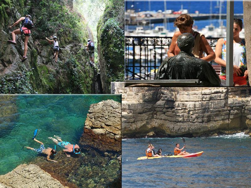 Es vol potenciar els atractius de la Costa Brava i el turisme de proximitat.
