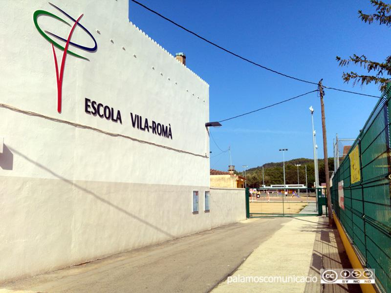 Escola pública Vila-romà de Palamós.
