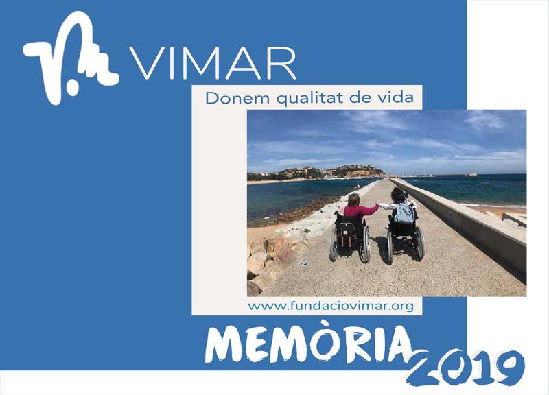 Vimar acaba de fer pública la memòria de l'any 2019.