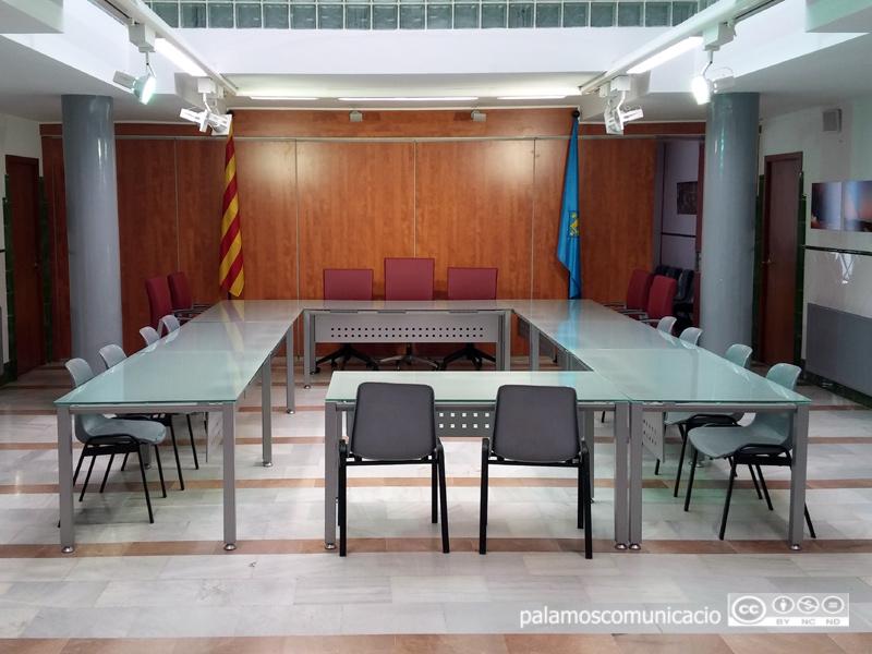 L'Ajuntament prioritza mesures de caràcter social i econòmic.