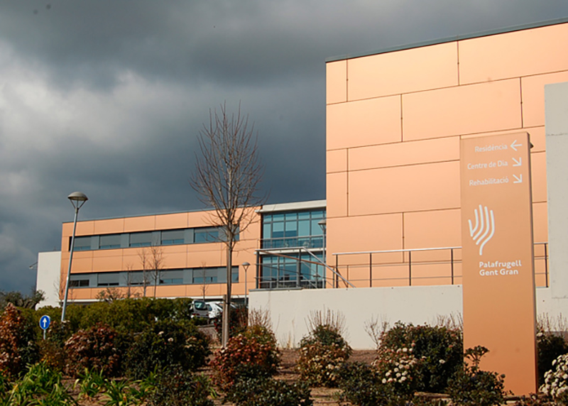 Centre sociosanitari Palafrugell Gent Gran. (Foto: Ràdio Capital).