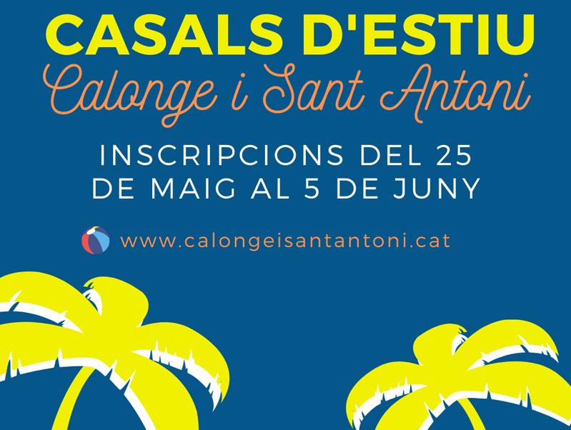 Les inscripcions es poden fer fins al dia 5 de juny. (Foto: Ajuntament de Calonge i Sant Antoni).
