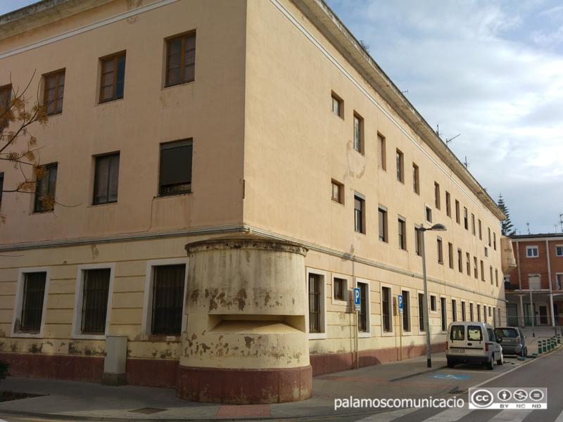 Caserna de la Guardia Civil a Palamós.