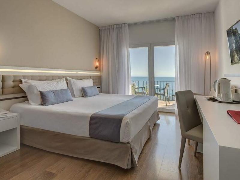 Habitació d'un hotel de la Costa Brava. (Foto: Grup Costa Brava Centre).