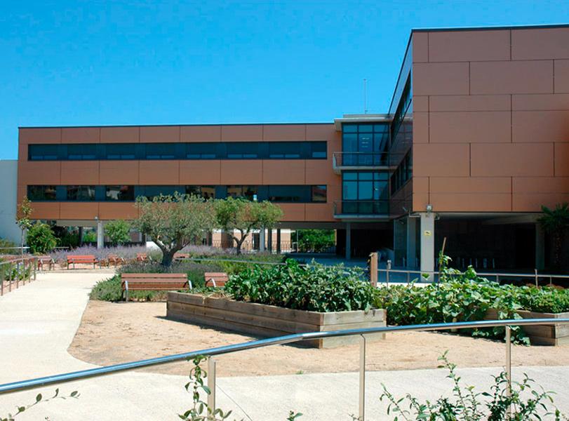El centre Palafrugell Gent Gran. (Foto: Ràdio Capital).
