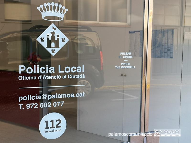 Seu de la Policia Local de Palamós