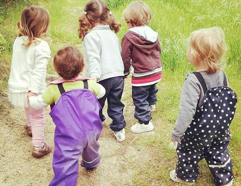 Les llars de criança acullen un nombre reduït d'infants. (Foto: Guiomar Bertran).
