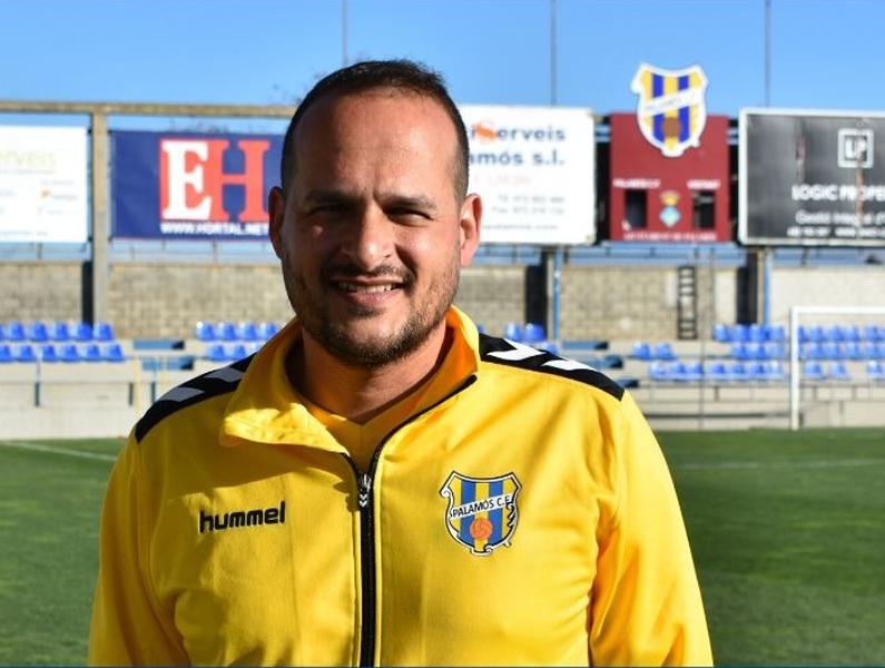 Joan Mármol continuarà al capdavant del Palamós CF.