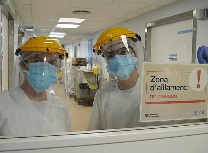 La necessitat de tenir una unitat d'aïllament és una de les lliçons que ha deixat la gestió de la pandèmia de la COVID-19.