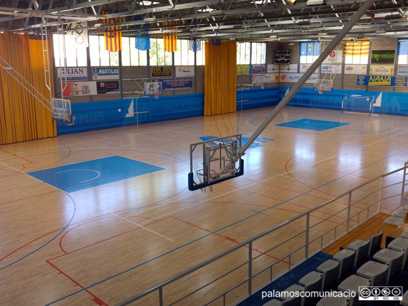 El Pavelló Municipal d'Esports acollirà els campus del Club Esportiu Palamós.