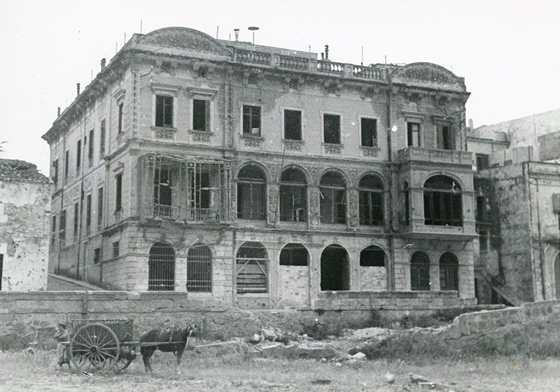 L'antiga Banca Ribera.