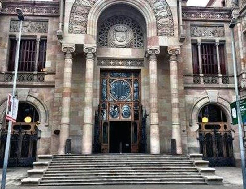 Tribunal Superior de Justícia de Catalunya. (Foto: twitter @tsj_cat).