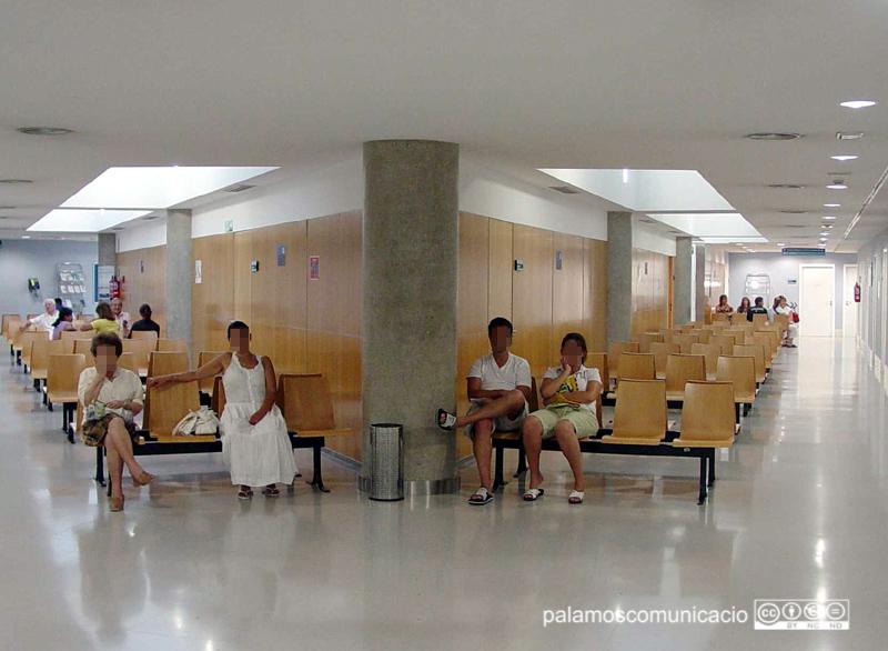 Centre d'Atenció Primària de Palamós, en una imatge d'arxiu.