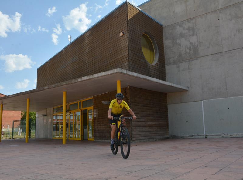 L'ex-ciclista professional Melcior Mauri és el monitor de l'activitat.
