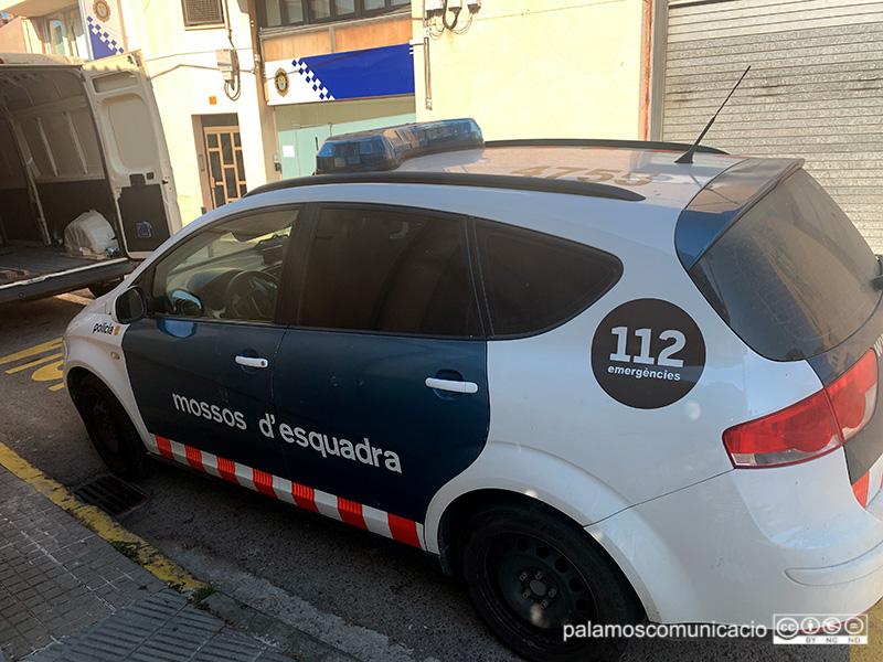 Fins al 31 d'agost els Mossos recullen denúncies a la comissaria de la Policia Local de Palamós.
