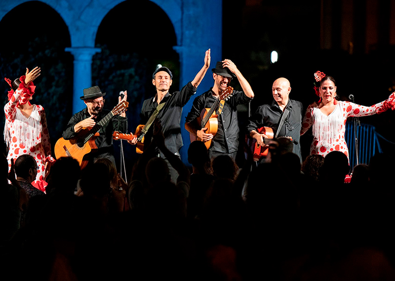 Avui comença la setena edició d'aquest festival dedicat a la rumba catalana.