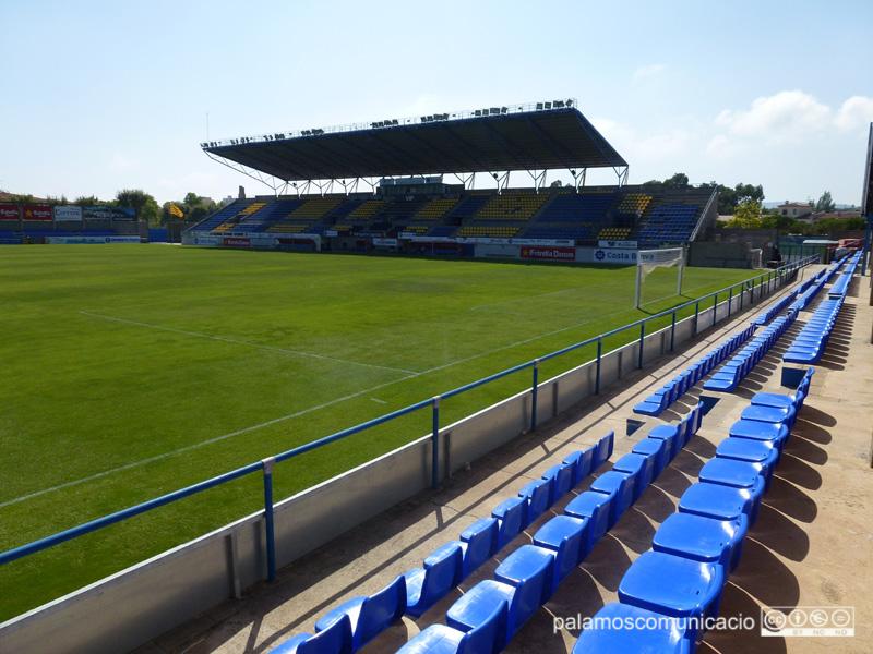 A l'octubre està previst que es torni a jugar a futbol a l'Estadi.
